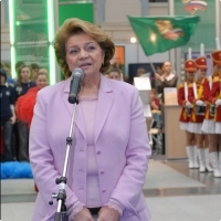 """Moscow International fair """"Education and Career"""": The opening ceremony. Photo 12."""