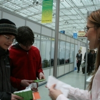 "Moscow International fair ""Education and Career"": Education Abroad, Foreign Languages. Photo 28."