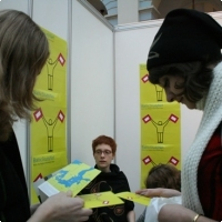 "Moscow International fair ""Education and Career"": Education Abroad, Foreign Languages. Photo 29."