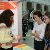"Moscow International fair ""Education and Career"": Education Abroad, Foreign Languages. Photo 32."