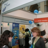 "Moscow International fair ""Education and Career"": Education Abroad, Foreign Languages. Photo 34."
