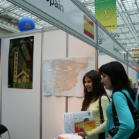 "Moscow International fair ""Education and Career"": Education Abroad, Foreign Languages. Photo 37."