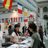 "Moscow International fair ""Education and Career"": Education Abroad, Foreign Languages. Photo 40."