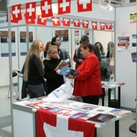 "Moscow International fair ""Education and Career"": Education Abroad, Foreign Languages. Photo 42."