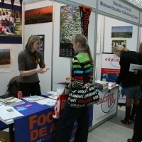 "Moscow International fair ""Education and Career"": Education Abroad, Foreign Languages. Photo 43."