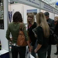"Moscow International fair ""Education and Career"": Education Abroad, Foreign Languages. Photo 44."