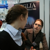 "Moscow International fair ""Education and Career"": Education Abroad, Foreign Languages. Photo 45."