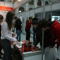 "Moscow International fair ""Education and Career"": Education Abroad, Foreign Languages. Photo 47."