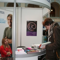 "Moscow International fair ""Education and Career"": Education Abroad, Foreign Languages. Photo 48."