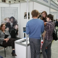 "Moscow International fair ""Education and Career"": Education Abroad, Foreign Languages. Photo 50."