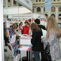 "Moscow International fair ""Education and Career"": Education Abroad, Foreign Languages. Photo 51."