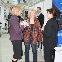 "Moscow International fair ""Education and Career"": Education Abroad, Foreign Languages. Photo 52."