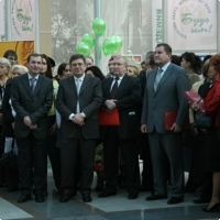 "Moscow International fair ""Education and Career"": The opening ceremony. Photo 14."