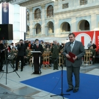 "Moscow International fair ""Education and Career"": The opening ceremony. Photo 23."