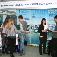 """Moscow International fair """"Education and Career"""": Education Abroad, Foreign Languages. Photo 10."""