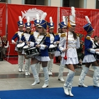 """Moscow International fair """"Education and Career"""": The opening ceremony. Photo 1."""