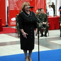 """Moscow International fair """"Education and Career"""": The opening ceremony. Photo 4."""