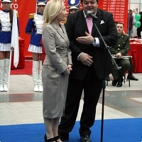 """Moscow International fair """"Education and Career"""": The opening ceremony. Photo 6."""