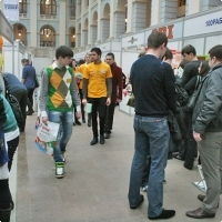 "Moscow International fair ""Education and Career"": Job fair and internship. Photo 9."
