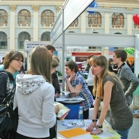 "Moscow International fair ""Education and Career"": Education. Photo 14."