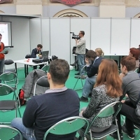 """Moscow International fair """"Education and Career"""": Area of career opportunities. Photo 3."""