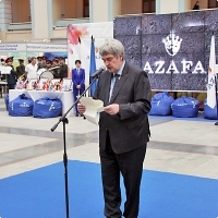 """Moscow International fair """"Education and Career"""": The opening ceremony. Photo 15."""