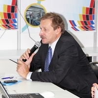 """Moscow International fair """"Education and Career"""": Teleconference. Photo 1."""