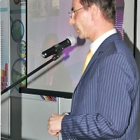 """Moscow International fair """"Education and Career"""": Teleconference. Photo 7."""