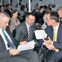"""Moscow International fair """"Education and Career"""": Teleconference. Photo 10."""