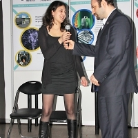 """Moscow International fair """"Education and Career"""": Teleconference. Photo 18."""