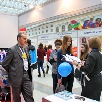 "Moscow International fair ""Education and Career"": Area of career opportunities. Photo 3."