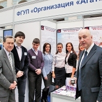 "Moscow International fair ""Education and Career"": Area of career opportunities. Photo 9."