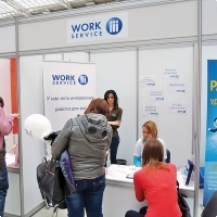 "Moscow International fair ""Education and Career"": Area of career opportunities. Photo 14."