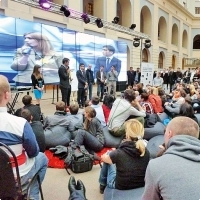 "Moscow International fair ""Education and Career"": Presentations, seminars, master classes. Photo 6."