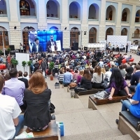 "Moscow International fair ""Education and Career"": Presentations, seminars, master classes. Photo 7."