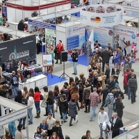 "Moscow International fair ""Education and Career"": Education. Photo 20."