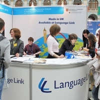 "Moscow International fair ""Education and Career"": Education Abroad, Foreign Languages. Photo 4."