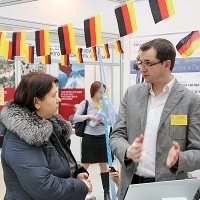 "Moscow International fair ""Education and Career"": Education Abroad, Foreign Languages. Photo 8."