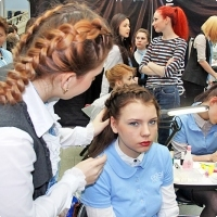 "Moscow International fair ""Education and Career"": Vocational Education in Russia. Photo 9."