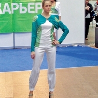 "Moscow International fair ""Education and Career"": Entertainment area. Photo 4."