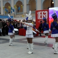"Moscow International fair ""Education and Career"": The opening ceremony. Photo 2."