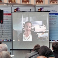 "Moscow International fair ""Education and Career"": Teleconference. Photo 6."