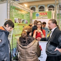 "Moscow International fair ""Education and Career"": Higher education in Russia. Photo 4."