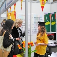 "Moscow International fair ""Education and Career"": Education Abroad, Foreign Languages. Photo 5."