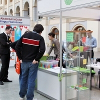 "Moscow International fair ""Education and Career"": Education Abroad, Foreign Languages. Photo 22."