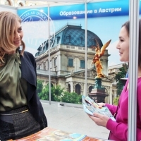 "Moscow International fair ""Education and Career"": Education Abroad, Foreign Languages. Photo 25."