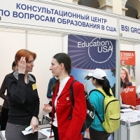 "Moscow International fair ""Education and Career"": Education Abroad, Foreign Languages. Photo 30."