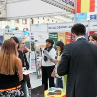"Moscow International fair ""Education and Career"": Education Abroad, Foreign Languages. Photo 31."