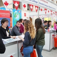 "Moscow International fair ""Education and Career"": Education Abroad, Foreign Languages. Photo 35."