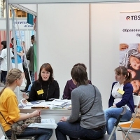 "Moscow International fair ""Education and Career"": Education Abroad, Foreign Languages. Photo 36."